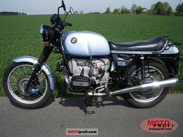 BMW R 100 RS 1977 Specs and Photos