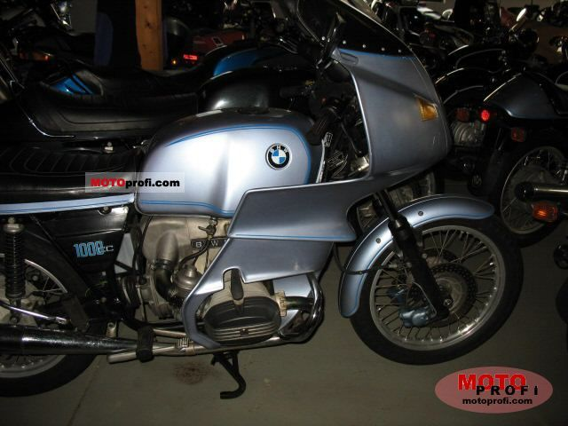 BMW R 100 RS 1978 photo