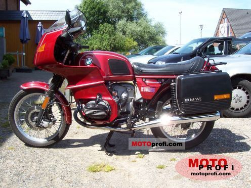 BMW R 100 RS 1979 photo