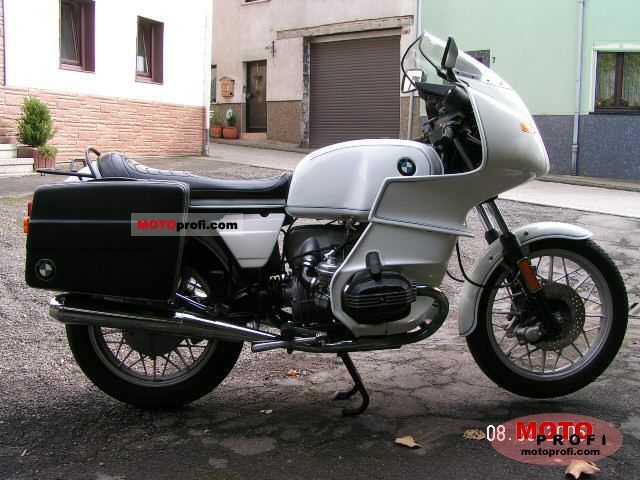 BMW R 100 RS 1980 photo