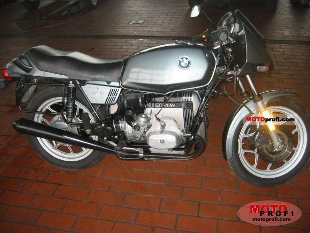 BMW R 65 LS 1982 photo