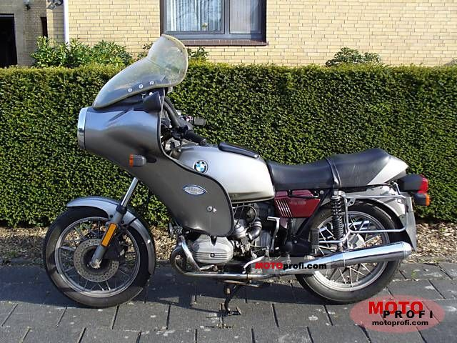 BMW R 65 LS 1983 photo