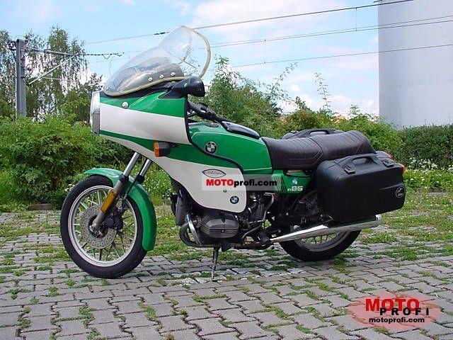 BMW R 65 LS 1984 photo