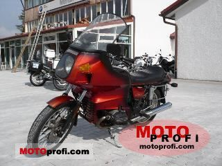 BMW R 100 RT 1981 photo