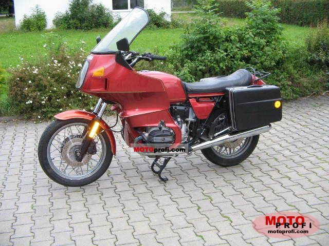 BMW R 100 RT 1982 photo