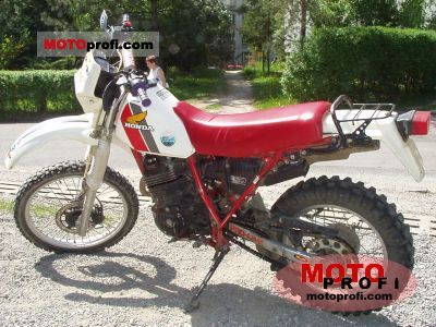 Honda XL 350 R 1985 photo