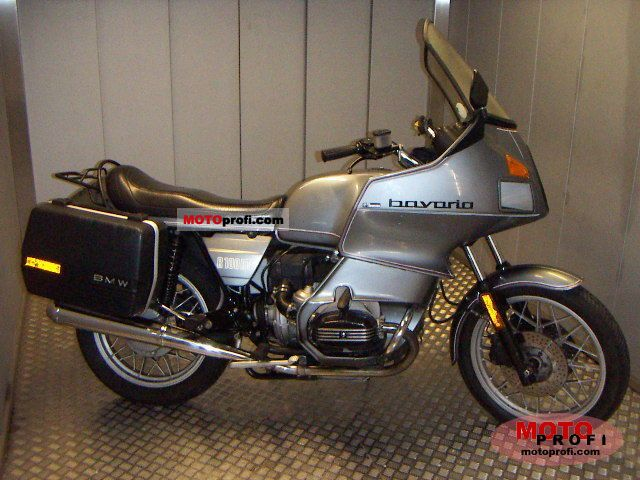 BMW R 100 RT 1983 Specs and Photos