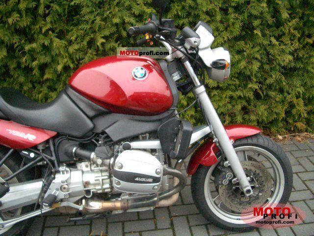 BMW R 850 1995 photo