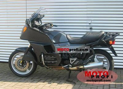 BMW K 1100 LT 1996 photo