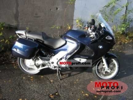 BMW K 1200 GT 2004 photo