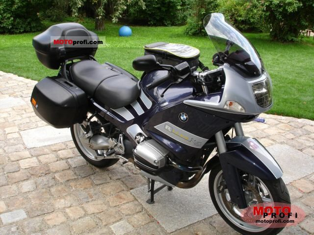BMW R 1150 RS 2002 photo
