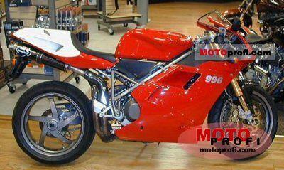 Ducati 996 SPS 2000 photo