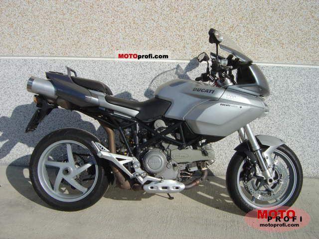 Ducati Multistrada 1000 DS 2003 photo