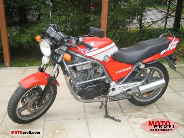 Honda CB 450 S 1988 photo
