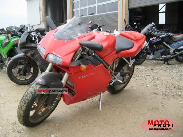 Ducati 996 2000 photo