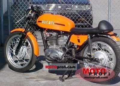 Ducati 250 Mark 3 1970 photo