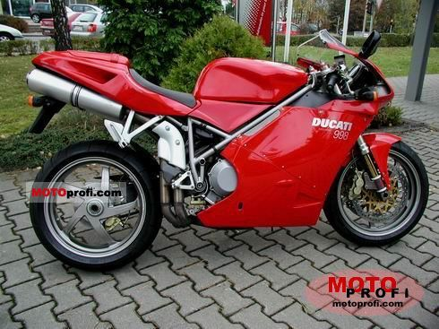 Ducati 998 2002 photo