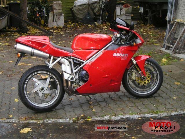 Ducati 998 2003 photo