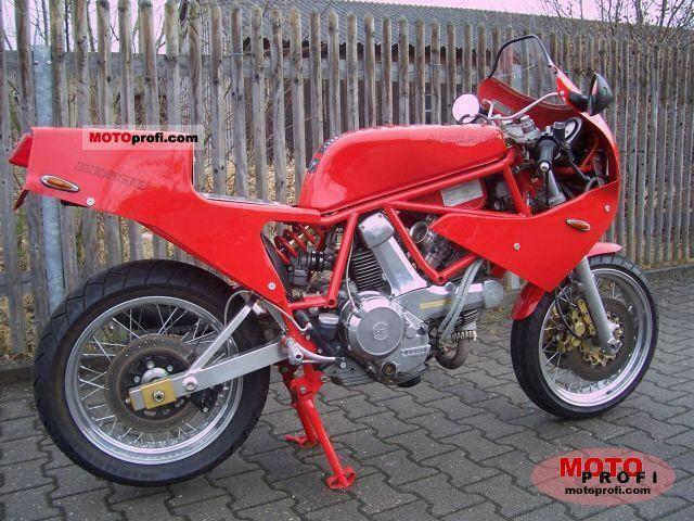 Ducati 750 F1 1988 photo