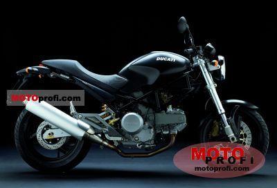 Ducati Monster 620 DARK i.e. 2003 photo