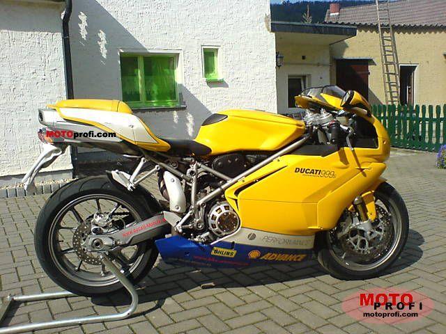 Ducati 999 2003 photo
