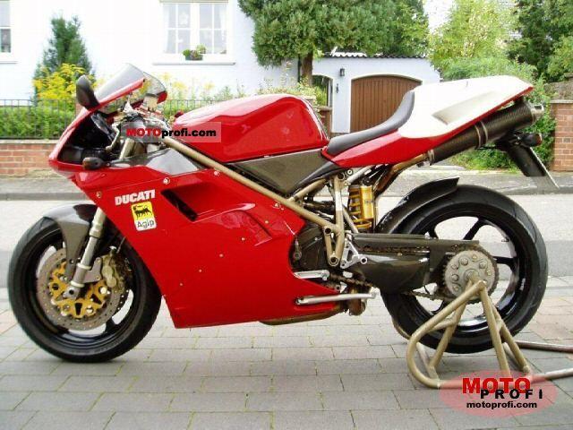 Ducati 916 SPS 1998 photo