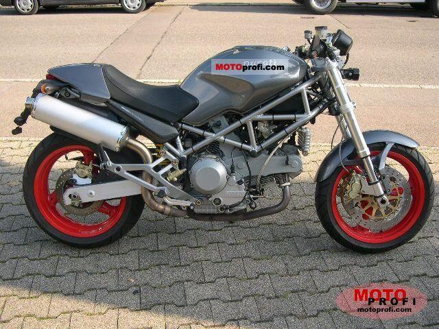 Ducati Monster 1000 S i.e. 2003 photo