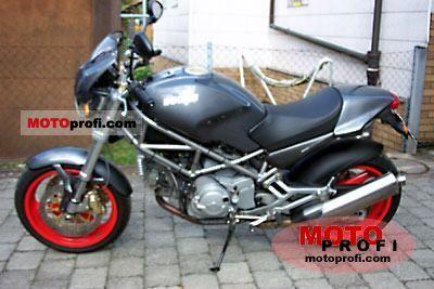 Ducati Monster 1000 S i.e. 2004 photo
