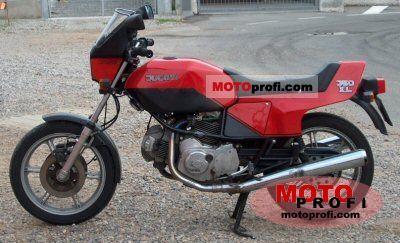 Ducati 350 XL 1983 photo