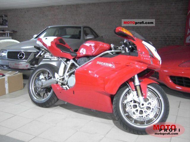 Ducati 749 S 2004 photo