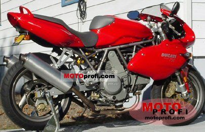 Ducati SS 900 Super Sport 2000 photo