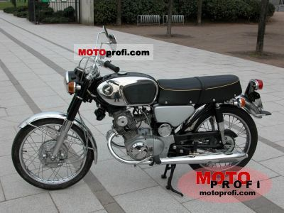 Honda CB 125 1970 photo