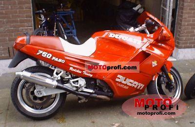 Ducati 750 Paso 1987 photo