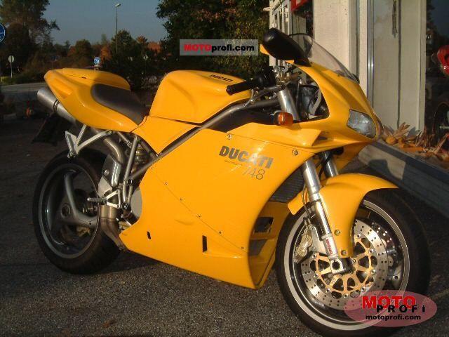 Ducati 748 2002 photo