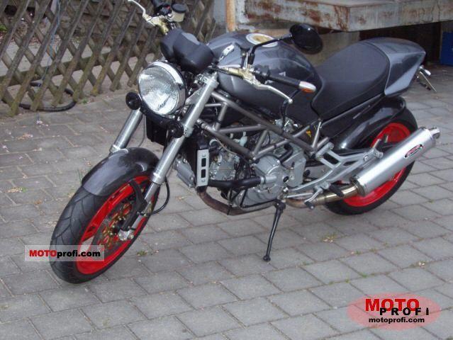 Ducati Monster S4 2003 photo