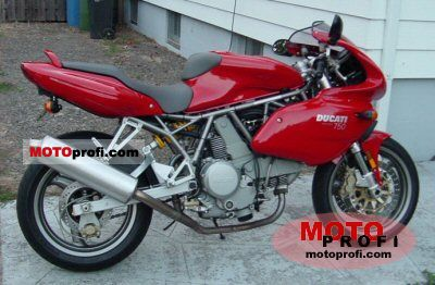 Ducati SS 750 Super Sport 2000 photo