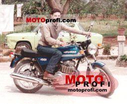 Ducati 350 GTV 1978 photo