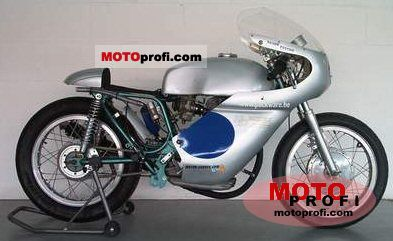 Ducati 350 Mark 3 1970 photo