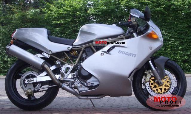 Ducati 900 SS FE 1998 photo