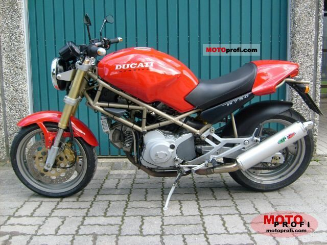 Ducati Monster M750 1999 photo