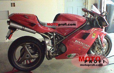 Ducati 916 Biposto 1995 photo
