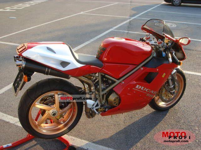 Ducati 916 Biposto 1997 photo