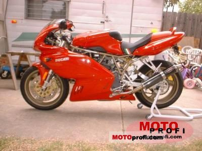 Ducati SS 900 Supersport 1999 photo
