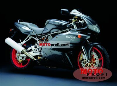 Ducati SS 900 Supersport 2002 photo
