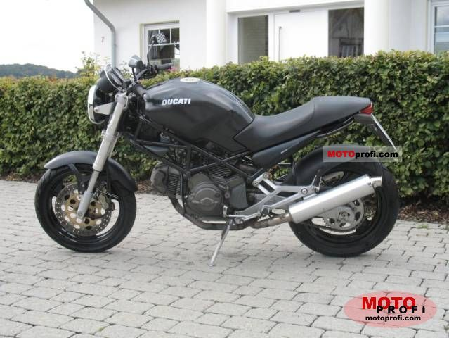 Ducati 600 Monster Dark 1998 photo