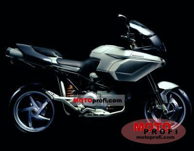 Ducati Multistrada 1000 2002 photo
