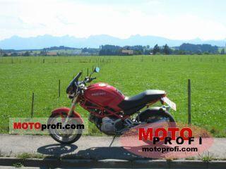 Ducati 600 Monster 1996 photo