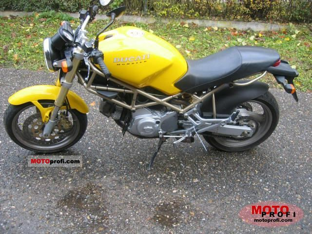 Ducati 600 Monster 1997 photo