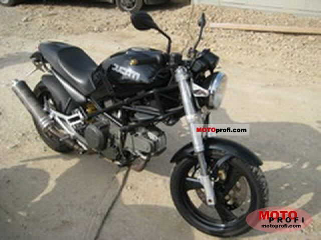 Ducati 600 Monster 1998 photo