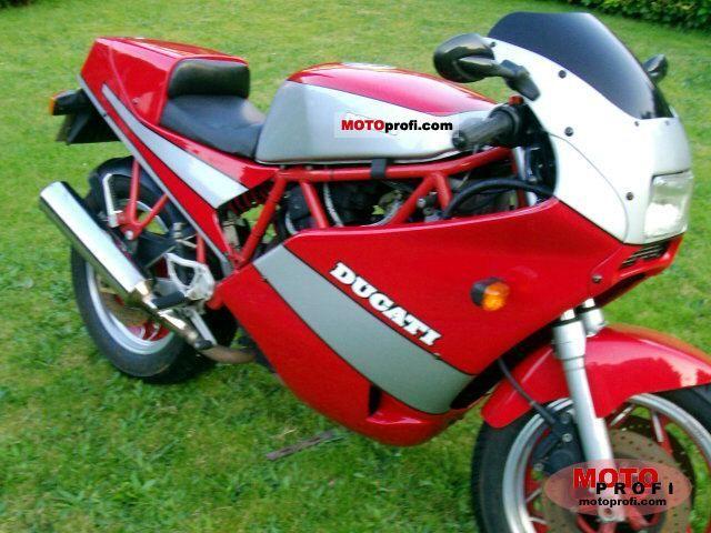 Ducati 750 Sport 1990 photo